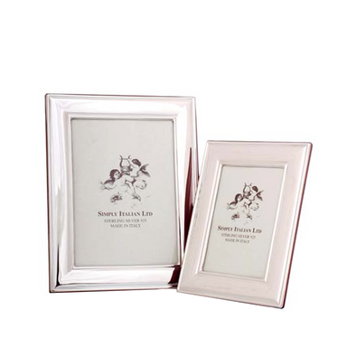 Sterling Plain Flat Frame - Small