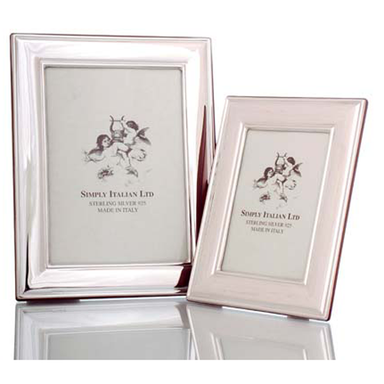 Sterling Plain Wide Frame - Medium