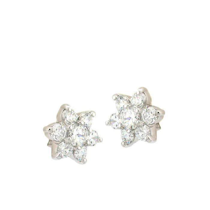 Bright Star Stud Earrings