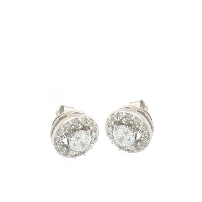 Double Stud Earrings