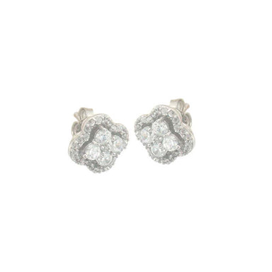 Clover Stud Earrings