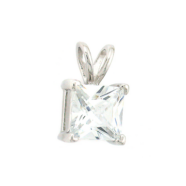 Square Pendant Small