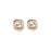 Bright Crystal Earrings (Stud)