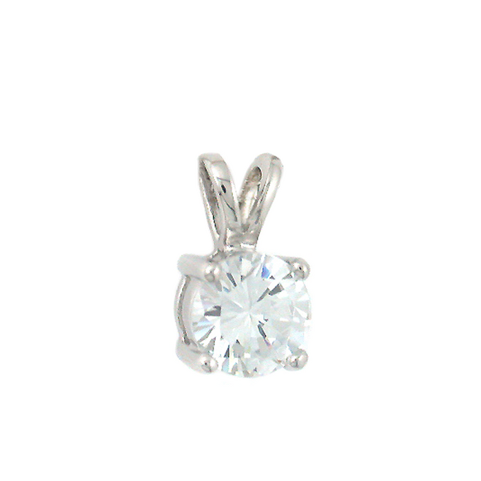 Solitaire Pendant Small