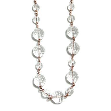 Crystal Necklace - 95cm