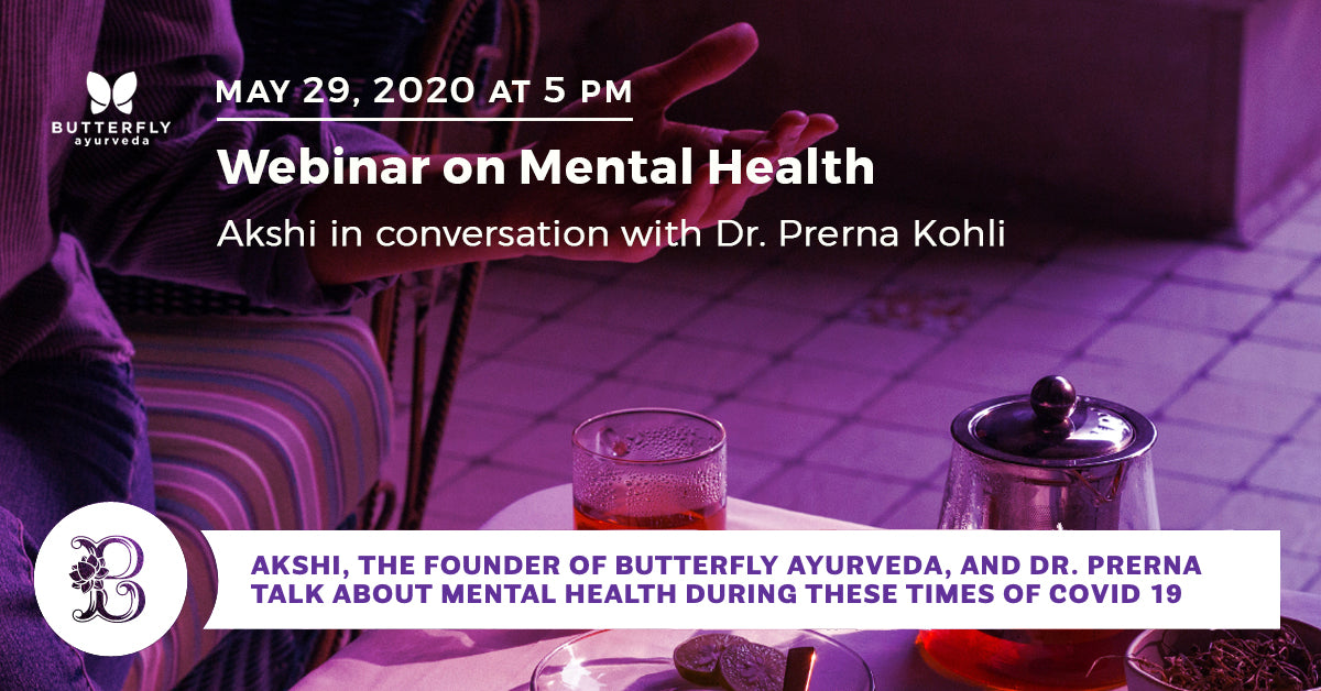 Webinar on Mental Health