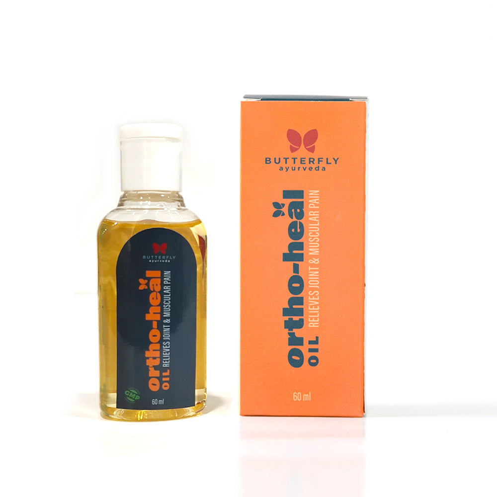 Ortho-Heal Oil (Relief from Muscular & Joints Pain)