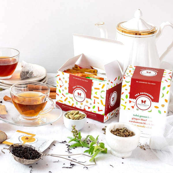 Tea Potpourri (20 Tea Bags)