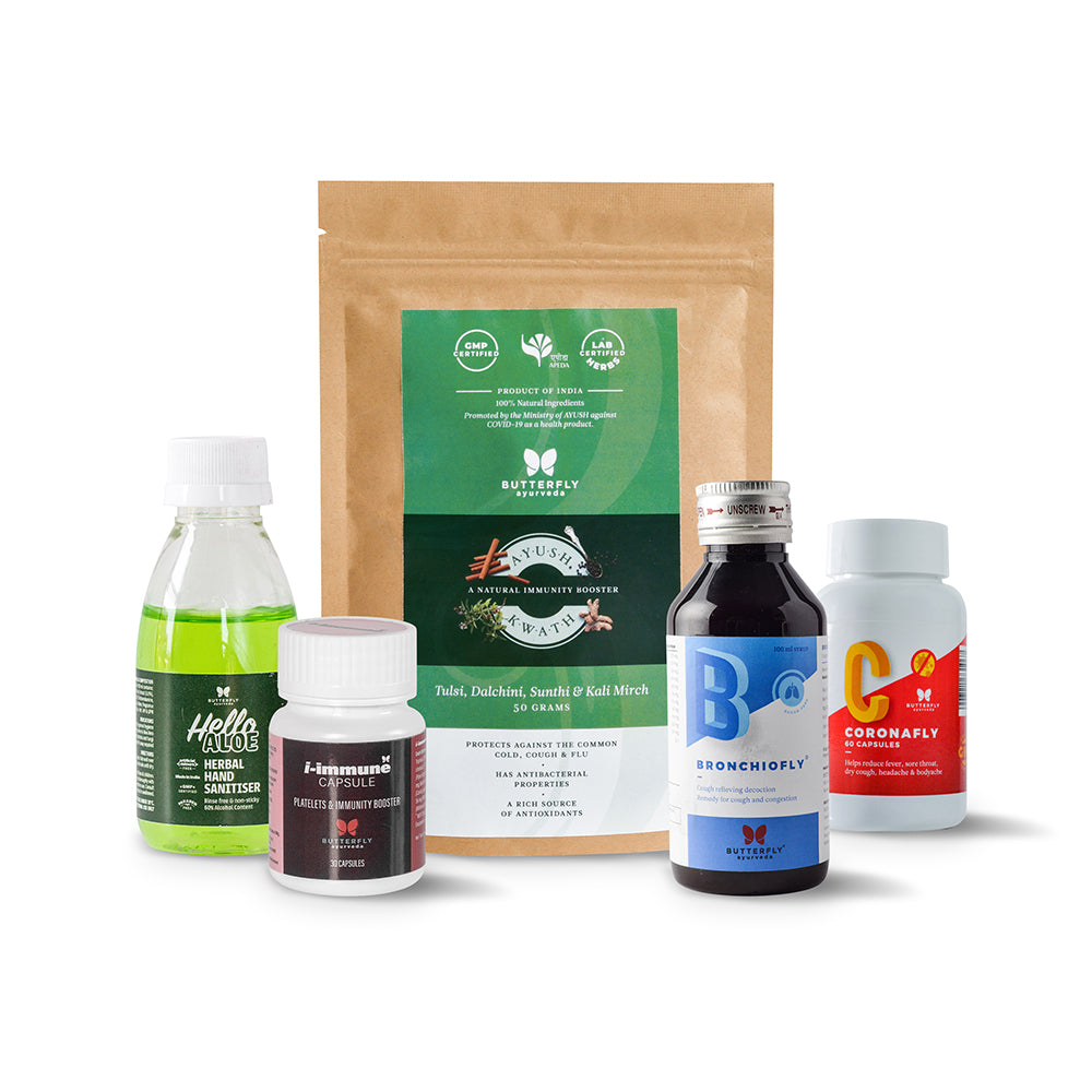 Immunity Kit -Strengthen your immunity