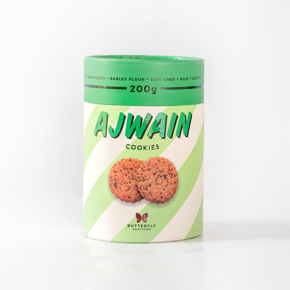 Ajwain Cookies for improving digestion