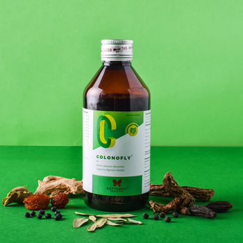 Colonofly-Constipation Relieving Ayurvedic Syrup