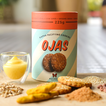 Ojas - Kapha Pacifying Cookies,Cookies for brain power, healthy cookies for immunity power & brain, healthy cookies online, Buy online cookies, cookies for immunity power in body,