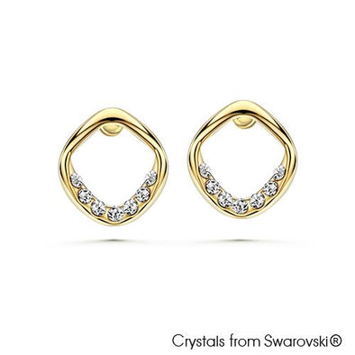 Holly 18K Gold Plated Earrings
