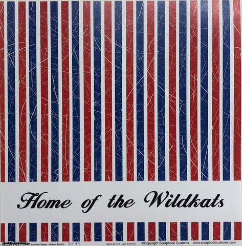 """Home of the WildKats"""