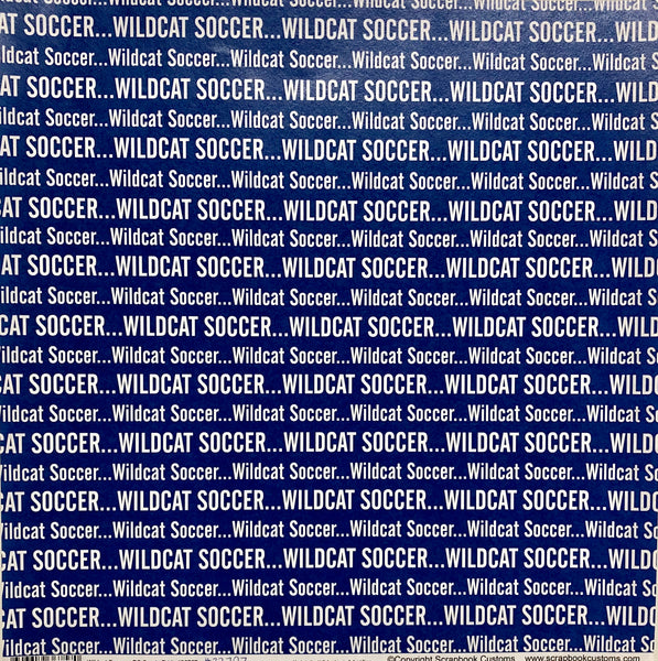 Wildcat Soccer Sports Pride