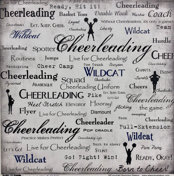 Custom Wildcat Cheerleading