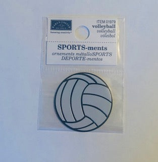Volleyball Sports Ornament