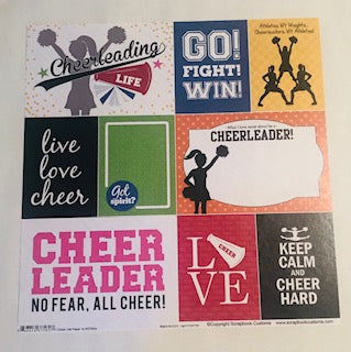 Cheer Life Paper