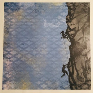 Rock Climbers Paper