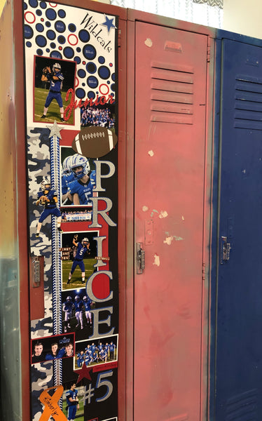 CFHS Wildcat Locker Kit