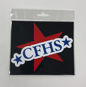 CFHS on Red Star Embellishment