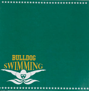 Bulldog Swimming