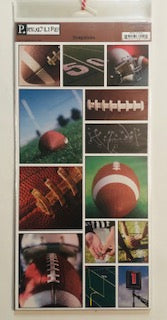 Football Snapshots Stickers