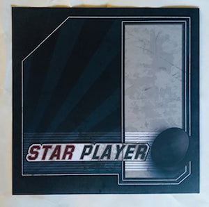 Star Player Hockey Paper