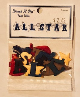 All Star Embellishments