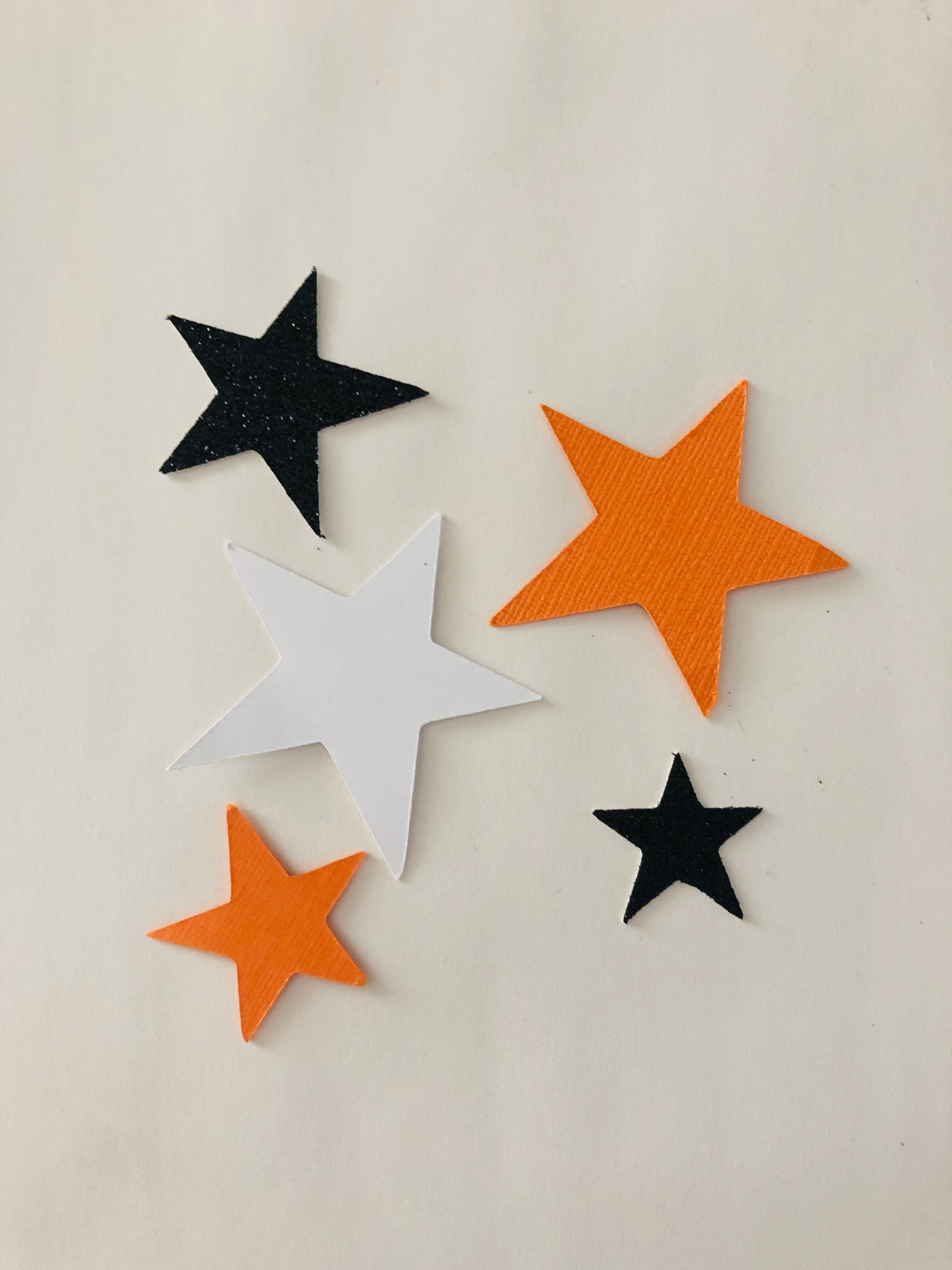 Star Diecuts Multi Sizes