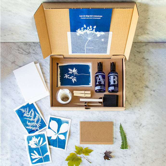 Botanopia - Cyanotype Kit