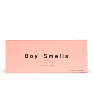 Boy Smells -  Set votivo CEDAR, HINOKI AND ST. AL