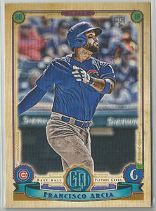 Francisco Arcia 2019 Topps Gypsy Queen 11 Card Lot Rookie Card - jjb-hobby-crafts