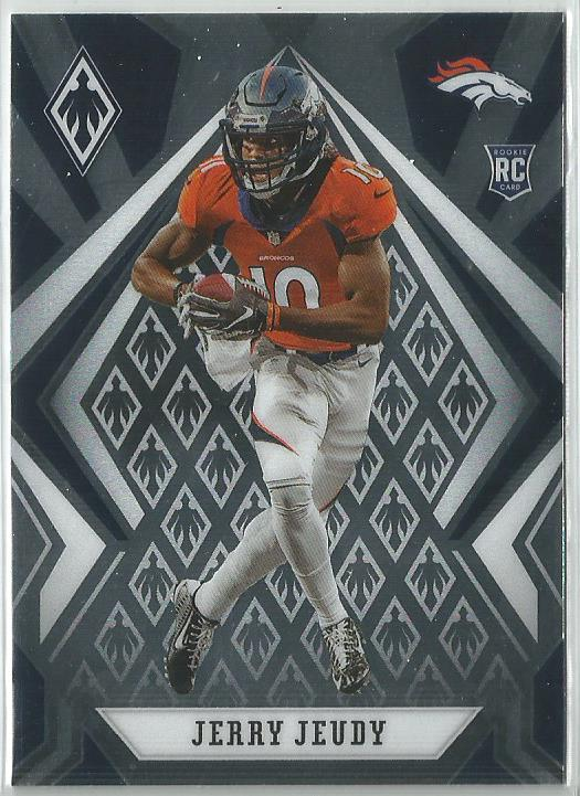 Jerry Jeudy 2020 Phoenix Rookie Card #105