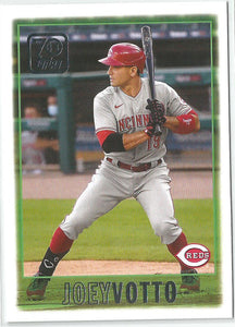 Joey Votto 2021 Topps Series 1 70 Years of Topps Baseball #70YT-47