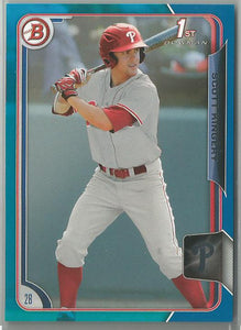 Scott Kingery 2015 Bowman Paper #138 1st Bowman Blue 063/150 - jjb-hobby-crafts