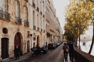 Journeys: Paris