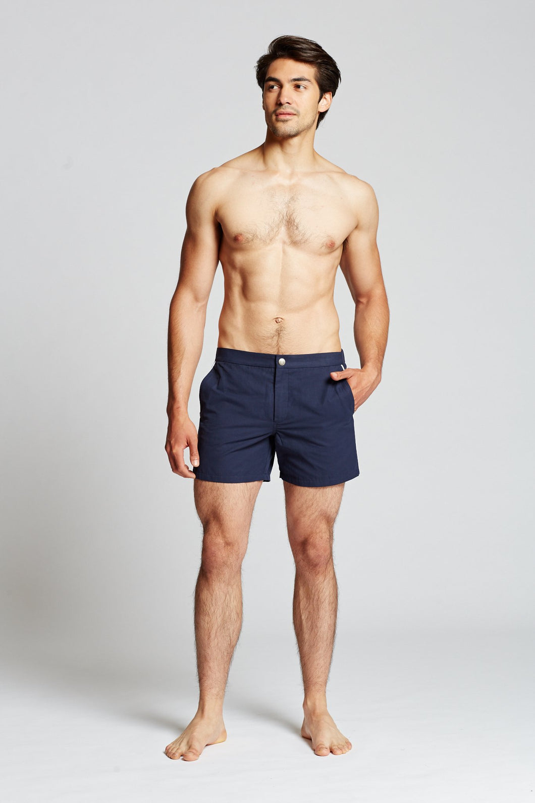 T-Christopher Navy swim suit
