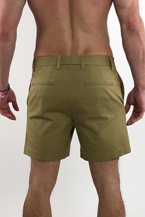 Laguna Canvas Tailored Short