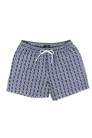 "Nantucket Drawstring 5"" Cubed Trunk"