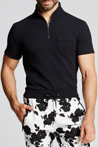 Capri Polo - Soft Slub