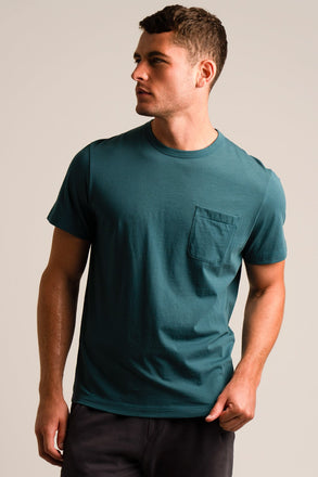 Felix Super Soft Pima Pocket T