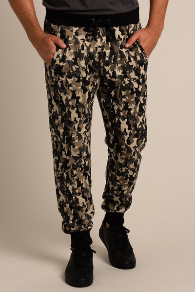 Oscar Frenchie Camo Jogger