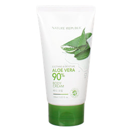 Soothing and Moisture Body Cream Aloe Vera