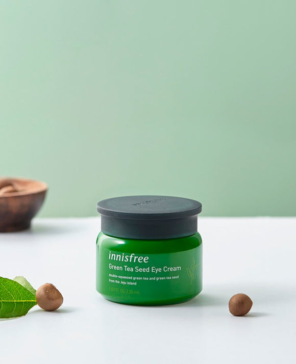 Innsfree Green Tea Seed Eye Cream