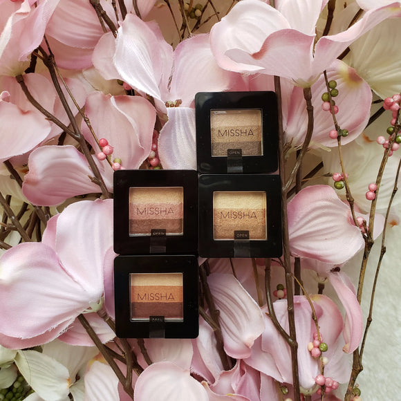 Missha Triple Eyeshadow