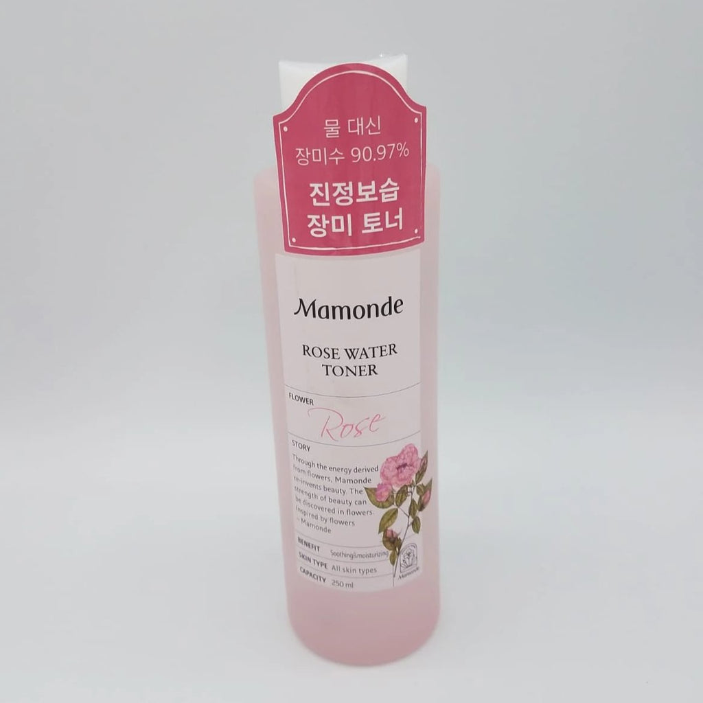 Mamonde Rose Water Toner 250 ml
