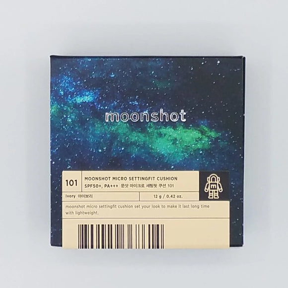 Moonshot foundation cushion smooth your skin in summer
