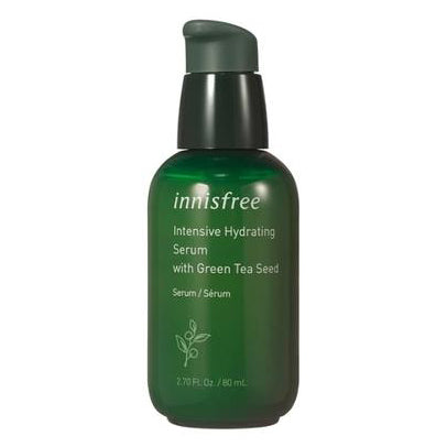 Innisfree Intensive hydrating serum with green tea seed (80ml)