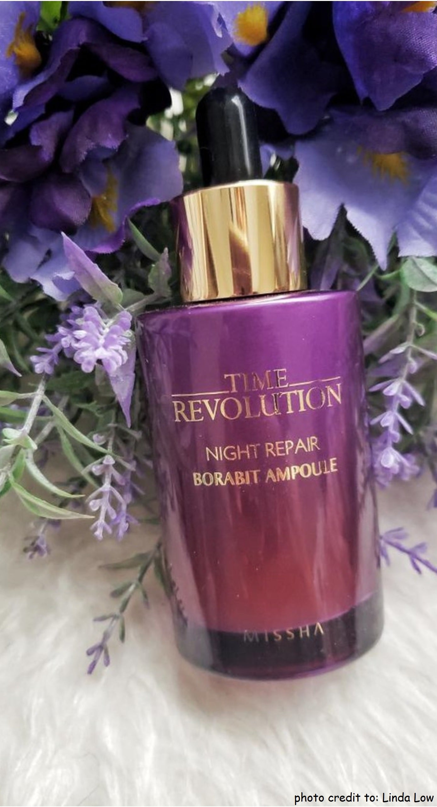 Missha Time Revolution Night Repair Borabit Ampoule 50 ml